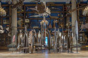 """Exposition """"Taba Naba"""", Musée océanographique de Monaco, 2016."""