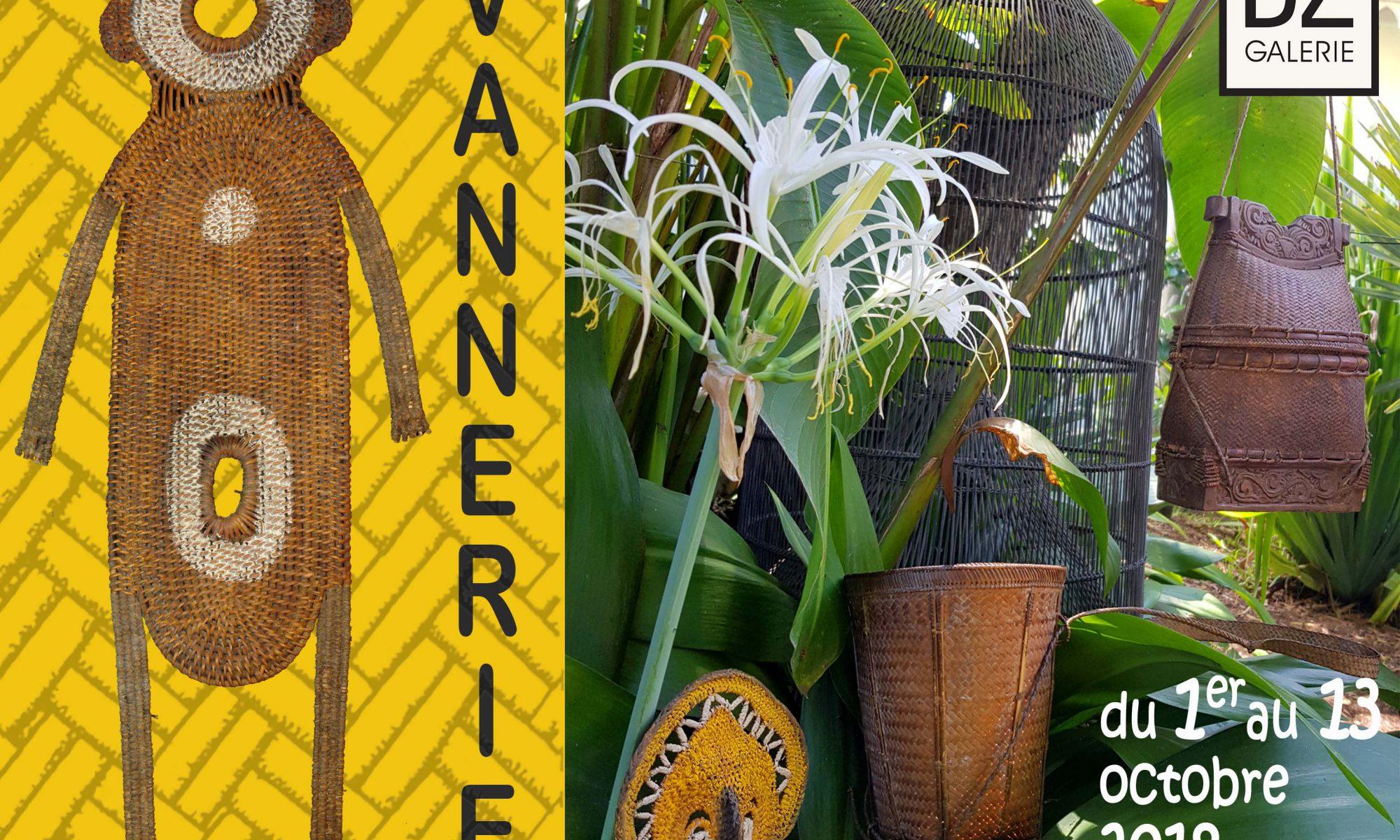 Exposition Vannerie, Nouméa, du 1er octobre au 14 octobre 2018