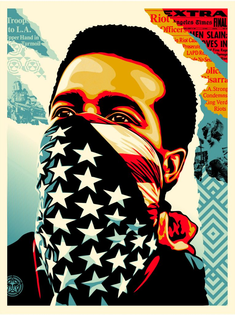 Obey American rage
