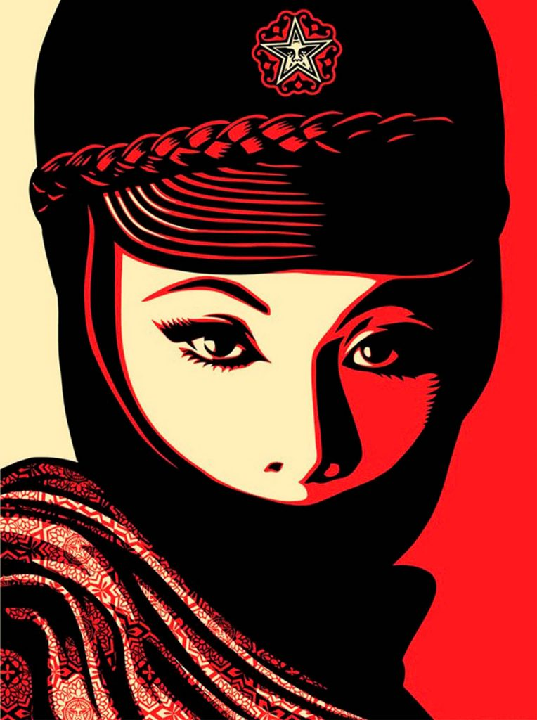 Obey mujer fatale