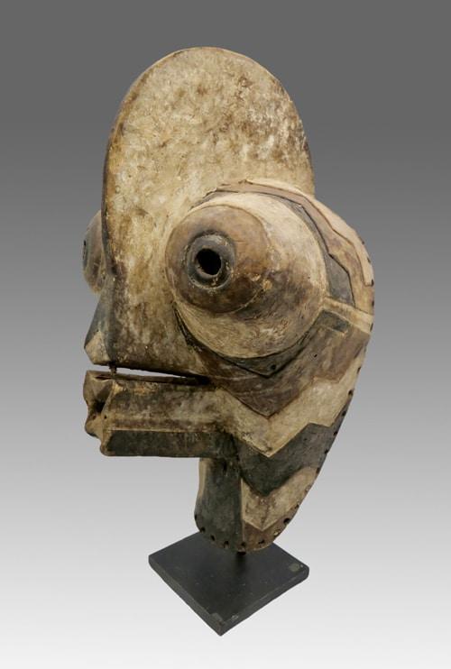 Kifwebe songe mask DZ Galerie Nice HP