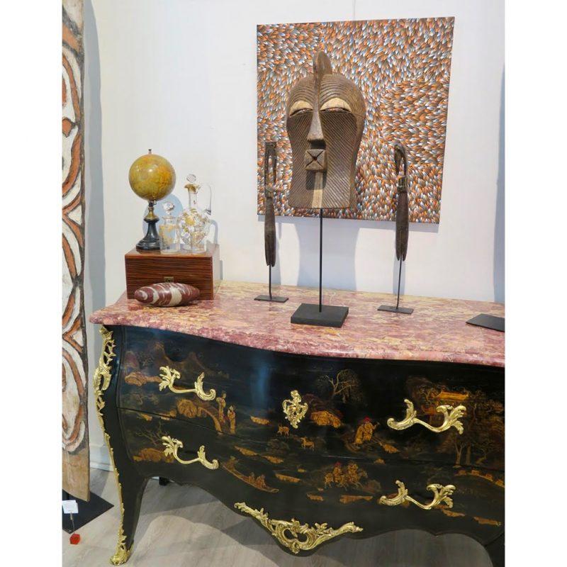 Masque Kifwebe Songye DZ galerie d'art à Nice décoration 2