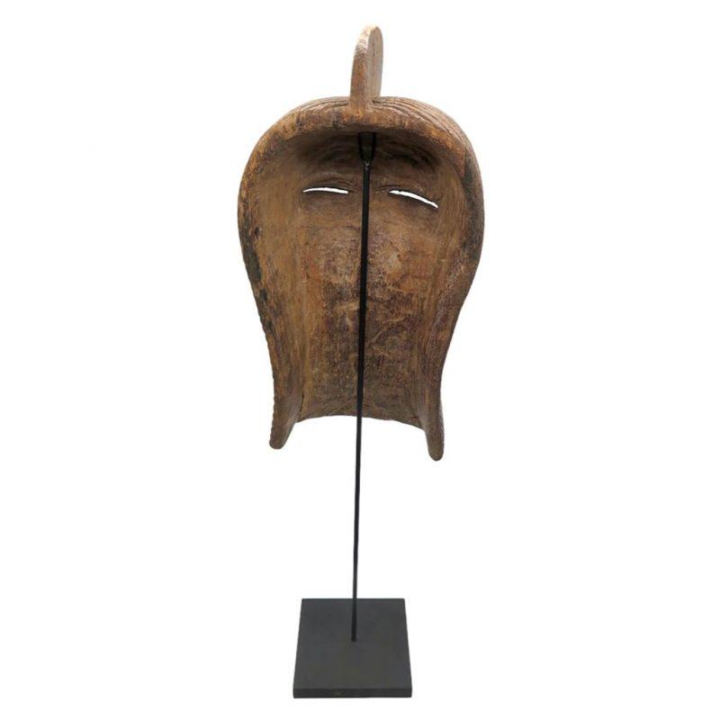Masque Kifwebe Songye DZ galerie d'art à Nice dos
