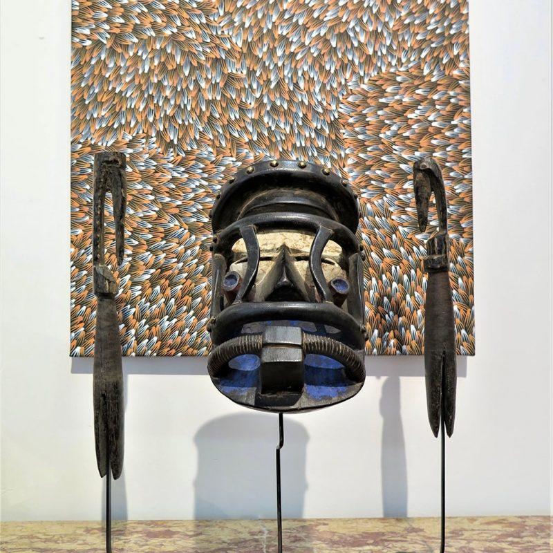 Masque Bété DZ Galerie art Nice décoration