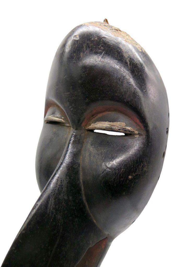 masque dan cote ivoire dz galerie art nice focus