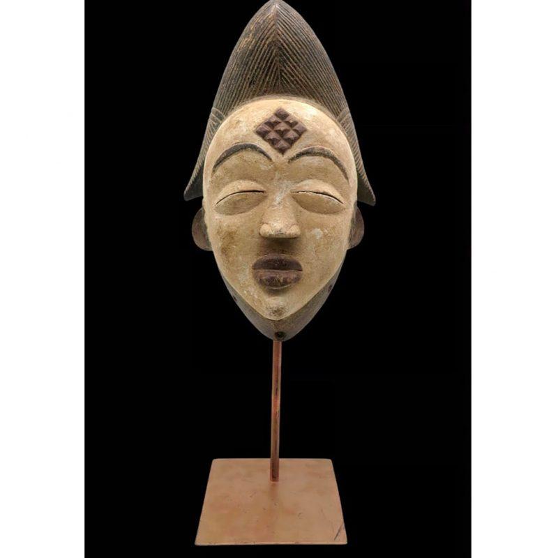 Masque Vuvi DZ Galerie d'art à Nice