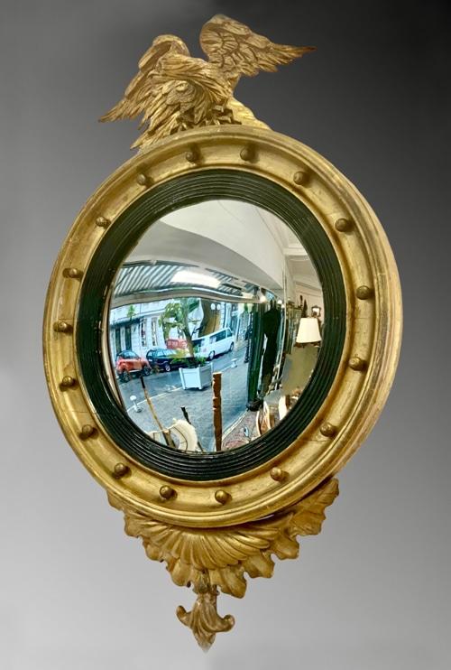 Miroir de sorcière DZ galerie art Nice