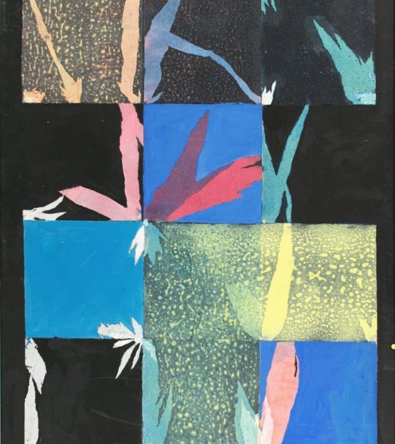 Jacques Lavigne peinture contemporaine DZ Galerie d'art à Nice